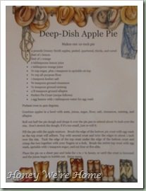 Organization- Recipes 018