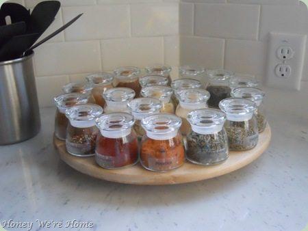 Pre-Move, spices, closet 002