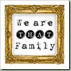 Wearethatfamilywednesday