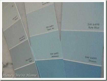 Paint media cabinet 022