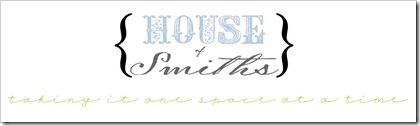 Header- House of Smith's