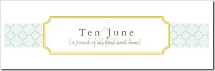 Header- Ten June