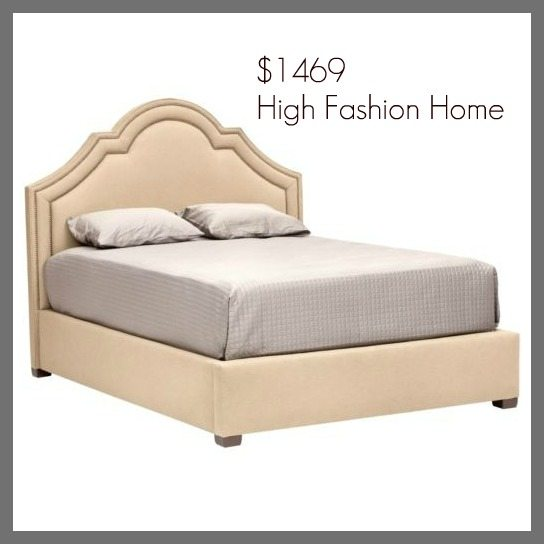 Upholstered headboard honey we 39 re home for Different headboards