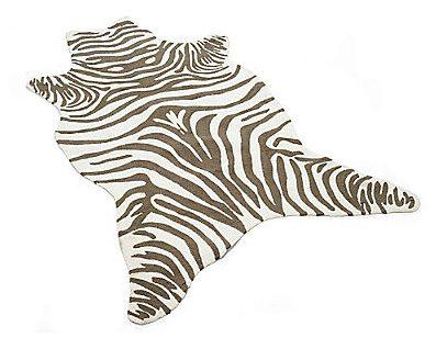 Amazing And Finally, Grandin Road Has These Fun Zebra Print, Animal Shaped Rugs In  Pear, Vineyard, Gray Or Lemon.