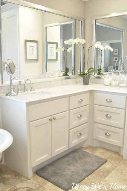 I Like To Keep The Counters Free Of Clutter, And You Can See Where I Keep  All My Things In This Post About Whatu0027s Inside My Bathroom Drawers.