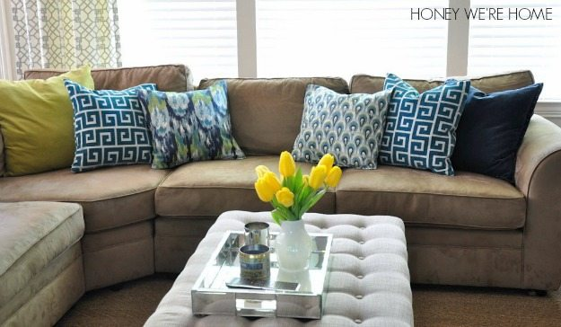 and festive home decor is giving away 100 worth of pillows to one reader enter to win below the winner will be announced on may 8 2014 - Home Decor Giveaway
