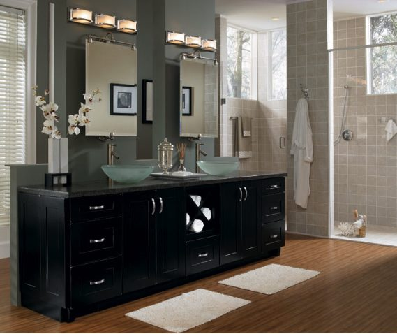 Bathroom Cabinets 2014 where did you get your cabinets?   honey we're home