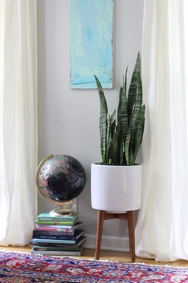 creating a perfectly curated home