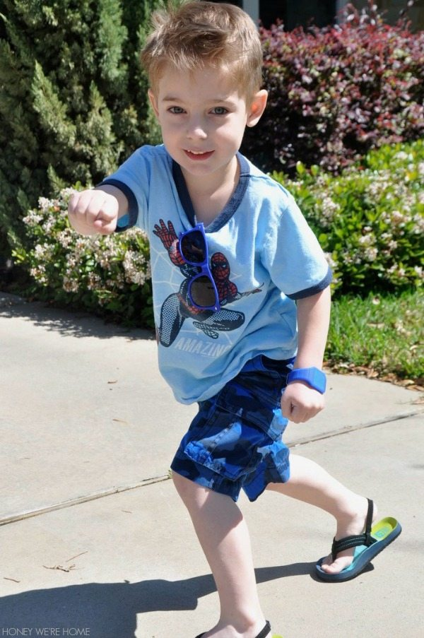 Wardrobe Wednesday | Kids Sandals | Honey We're Home
