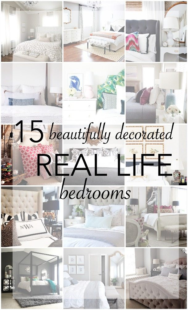 15 Beautifully Decorated Real Life Bedrooms