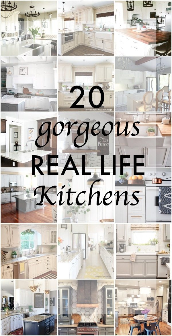 20 Gorgeous Real Life Kitchens