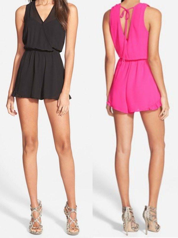 Weekend Steals & Deals   Summer Fashion Outfits - Romper