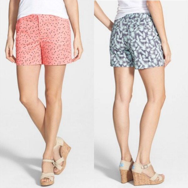 Caslon shorts for summer