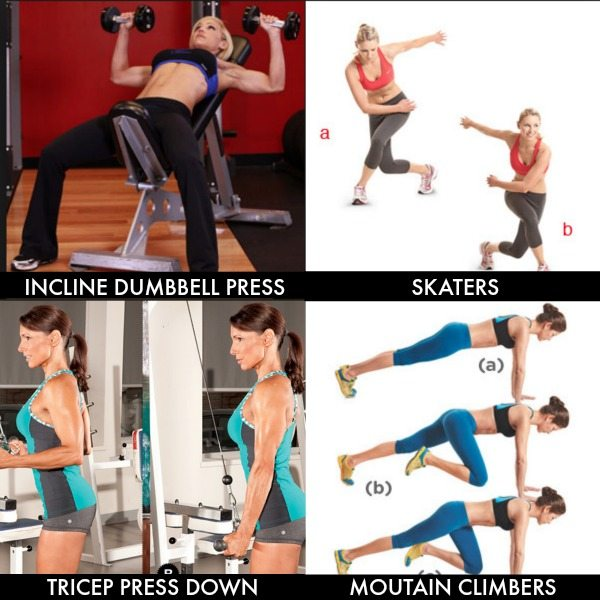 Bikini Prep - Chest and Arm Workout