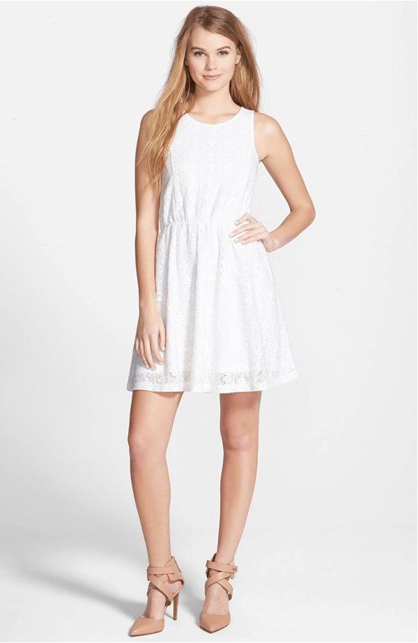 Spring/Summer style short dress