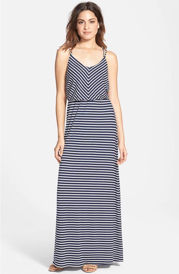 Spring - Summer maxi dress