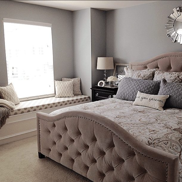 15 Beautifully Decorated Real Life Bedrooms - Passion 4 Decor