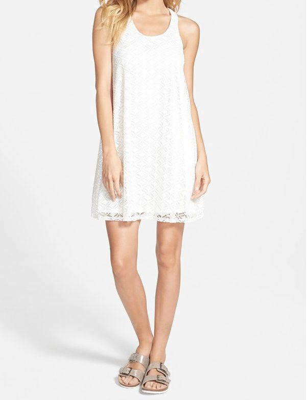 Weekend Steals & Deals | little white dress | Spring/Summer Fashion