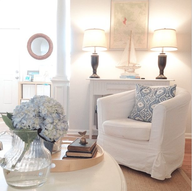 20 Beautifully Decorated Real Life Living Rooms - White Pear Interiors