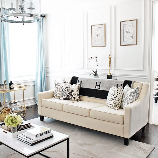 20 Beautifully Decorated Real Life Living Rooms - AM Dolce Vita