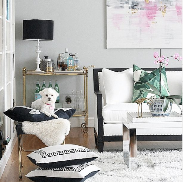 20 Beautifully Decorated Real Life Living Rooms - Bliss at Home