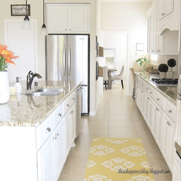 20 Gorgeous Real Life Kitchens | This Is Happiness