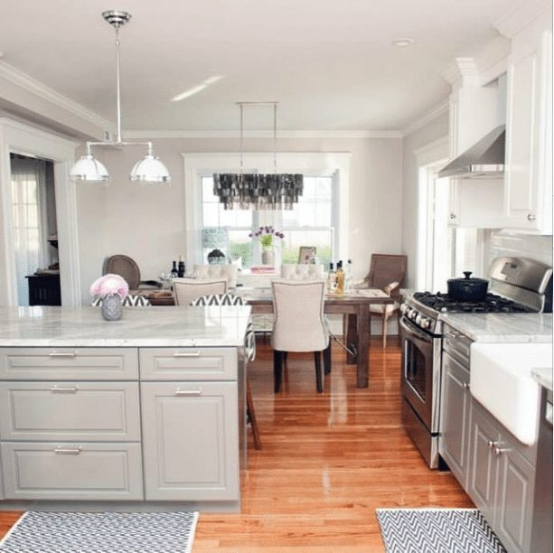 20 Gorgeous Real Life Kitchens | @ac_grayscale