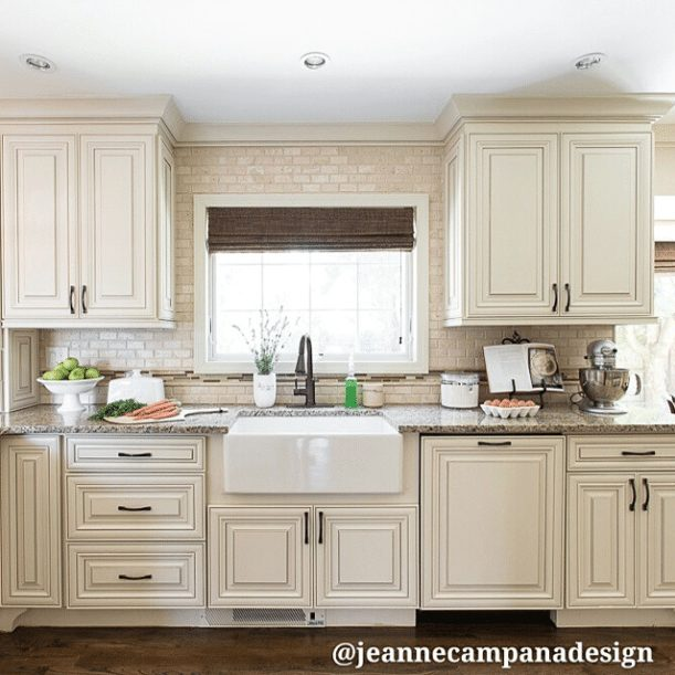 20 Gorgeous Real Life Kitchens | Jeanne Campana Design