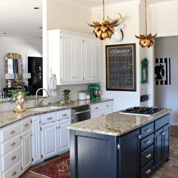 20 Gorgeous Real Life Kitchens | Dimples and Tangles