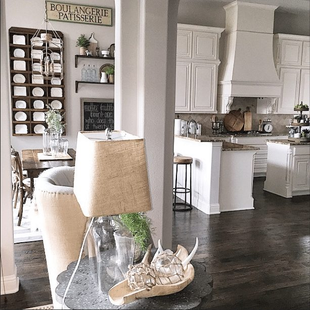 20 Gorgeous Real Life Kitchens | Whimsy Girl Designs