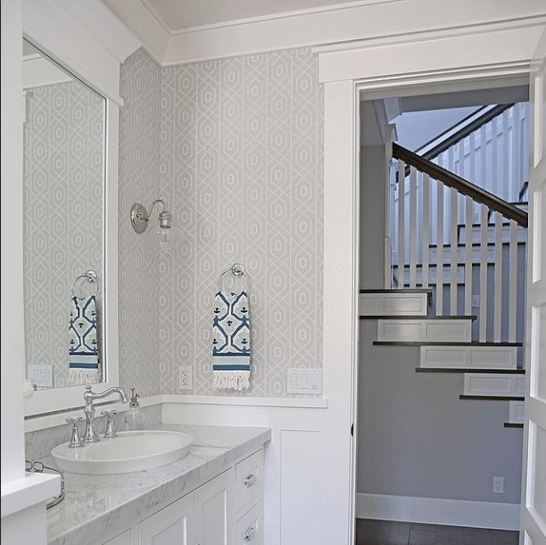 Gorgeous Real Life Bathrooms | Sunny Side Up