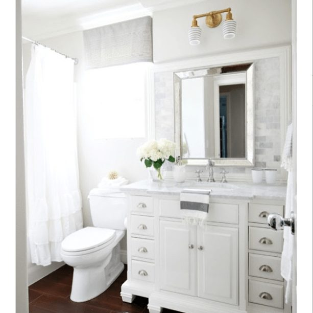 Gorgeous Real Life Bathrooms | A Thoughtful Place