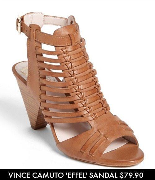 Summer Sandals - Vince Camuto Effel Sandal
