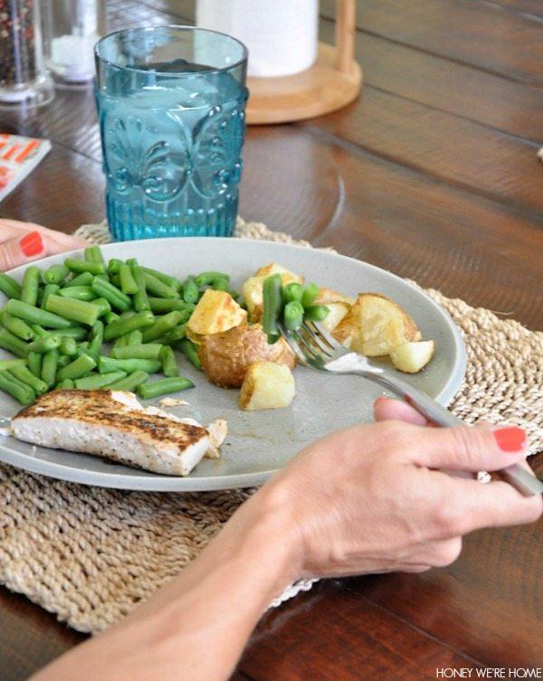 Bikini Contest Prep Meal Plan