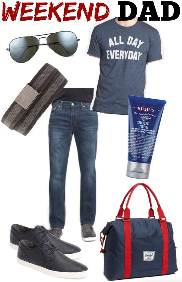 Father's Day Gift Guide - Weekend Dad
