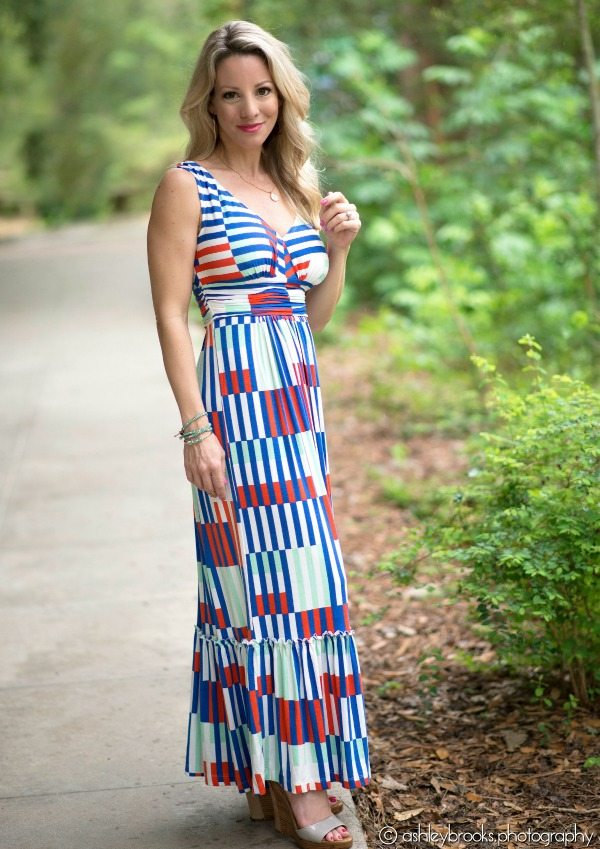 Summer Fashion | Maxi Dress