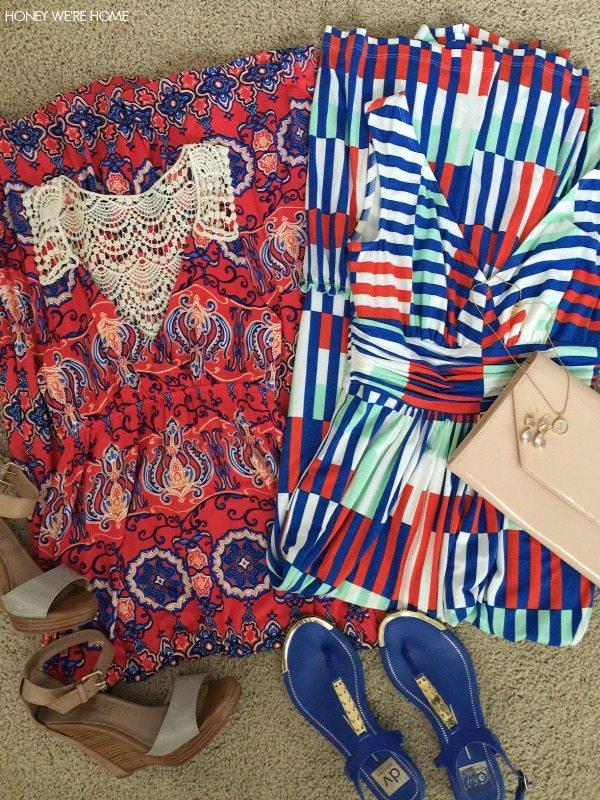 Summer Fashion   Maxi Dress Outfit