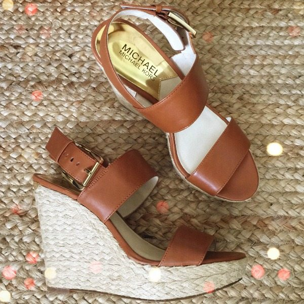 Michael Kors Espadrille Wedges