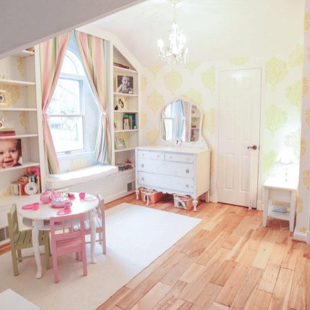 Creative Kid Rooms - Playroom - Heather Nest