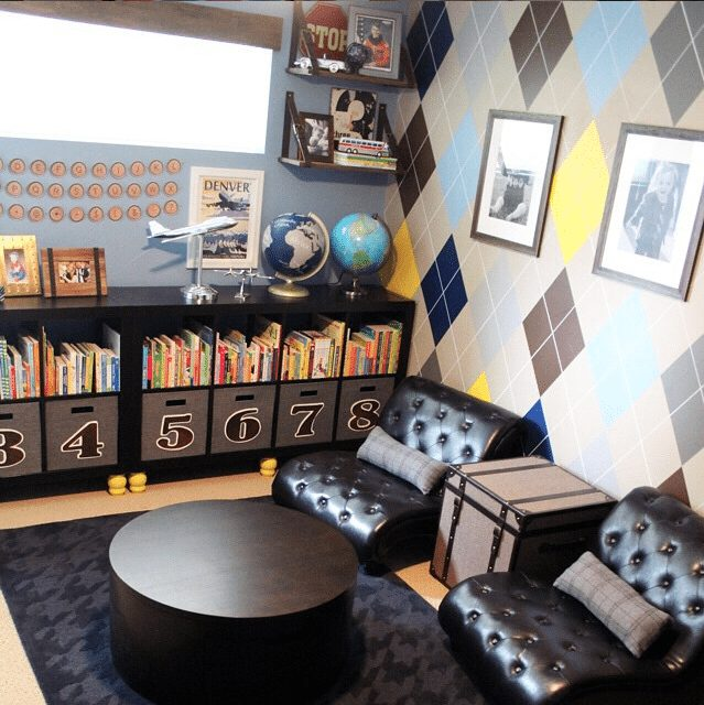 Creative Kid Rooms - Blue i Style