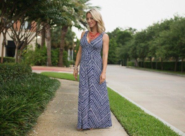 Summer Fashion   Loveappella maxi dress