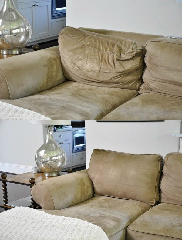 Awe Inspiring How To Fix Smashed Couch Cushions Honey Were Home Machost Co Dining Chair Design Ideas Machostcouk