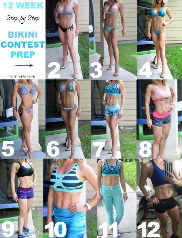 photos taken in bikini contest