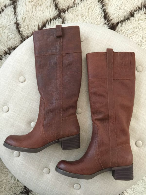 Fall fashion -  Lucky Brand Heloisse Boots