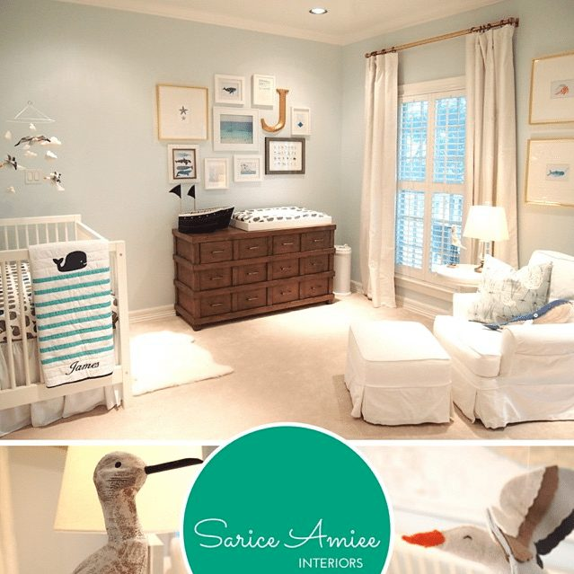 18 Creative Real Life Nurseries - Sarice Amiee Interiors