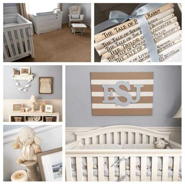 18 Creative Real Life Nurseries - The Sensible Home