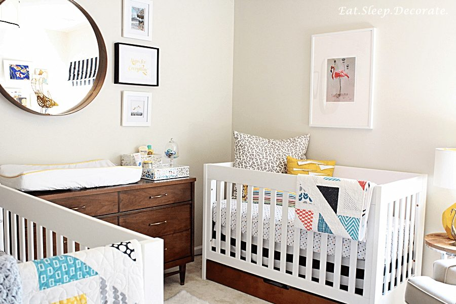 18 Creative Real Life Nurseries - Eat Sleep Decorate