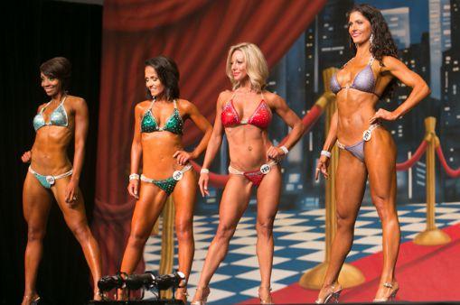 Fitness Bikini Contests