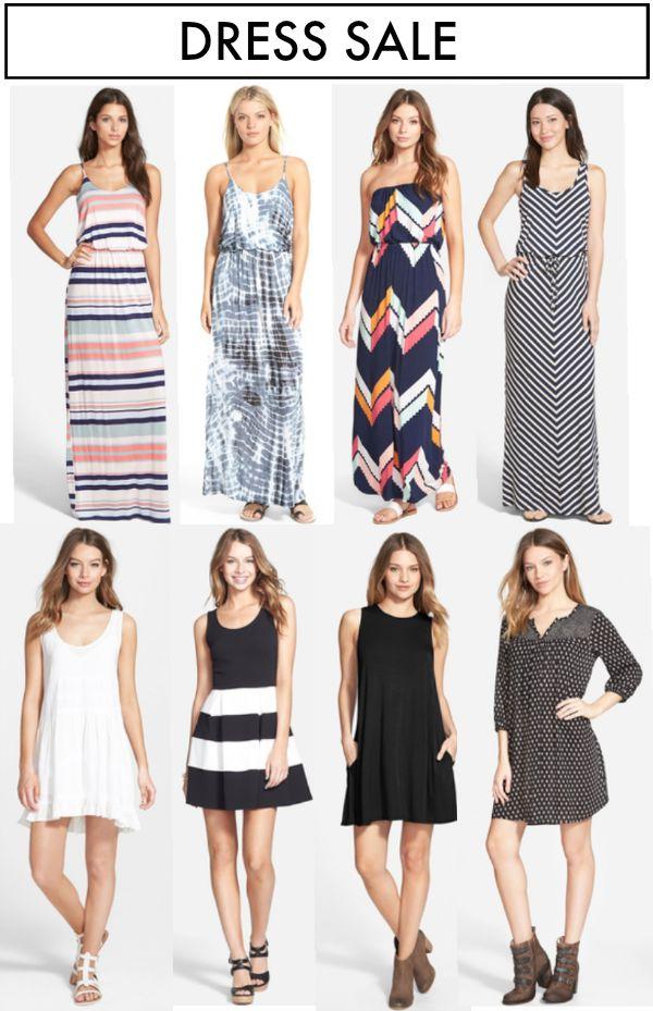Fashion - dress sale - maxi dresses and day dresses