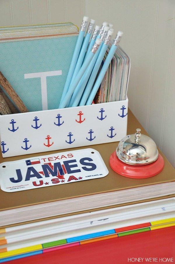 desk accessories for kids